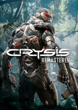 Crysis Remastered постер (cover)