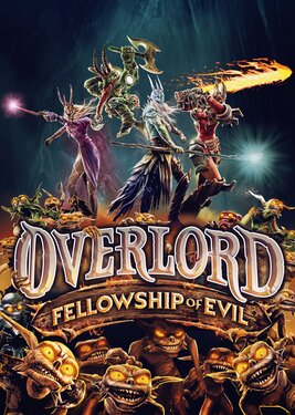 Overlord: Fellowship of Evil постер (cover)