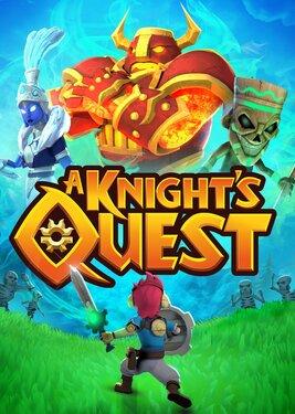 A Knight's Quest постер (cover)