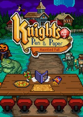 Knights of Pen and Paper - Haunted Fall