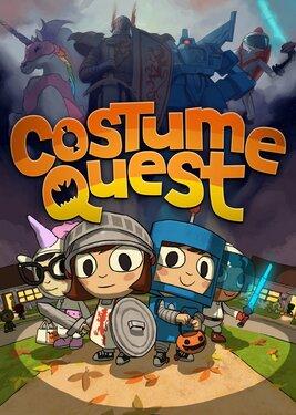 Costume Quest постер (cover)