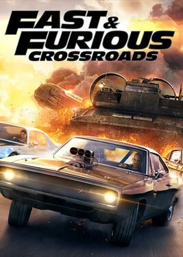 Fast & Furious Crossroads постер (cover)