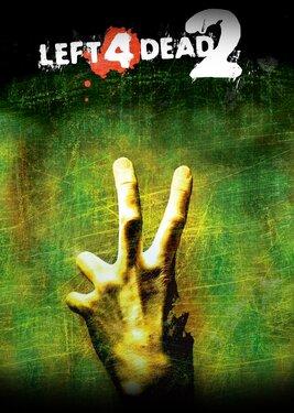 Left 4 Dead 2 постер (cover)