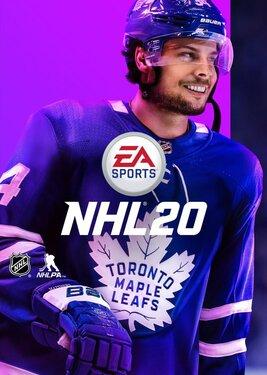 NHL 20 постер (cover)