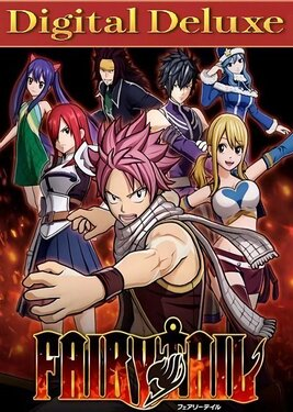 Fairy Tail - Digital Deluxe