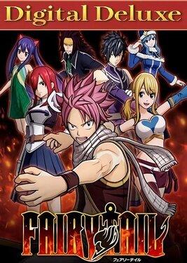 Fairy Tail - Digital Deluxe постер (cover)
