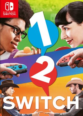 1-2-Switch постер (cover)