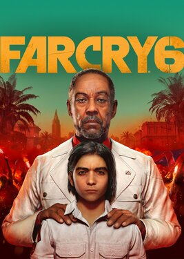 Far Cry 6 постер (cover)