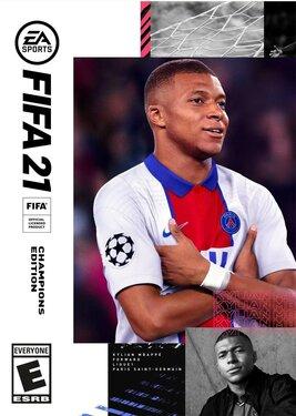 FIFA 21 - Champions Edition постер (cover)