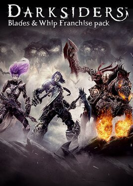 Darksiders Blades & Whip Franchise Pack постер (cover)