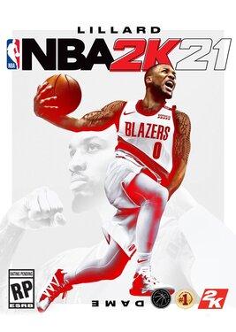 NBA 2K21 постер (cover)
