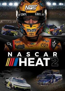 NASCAR Heat 2 постер (cover)