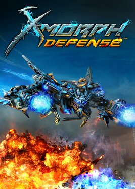 X-Morph: Defense постер (cover)
