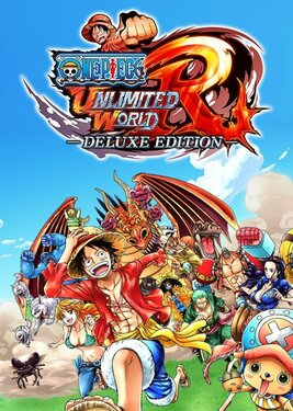 One Piece: Unlimited World Red - Deluxe Edition постер (cover)