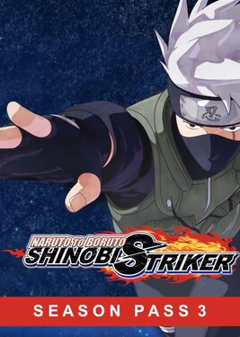Naruto To Boruto: Shinobi Striker - Season Pass 3 постер (cover)