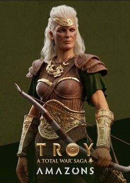 A Total War Saga: Troy - Amazons постер (cover)