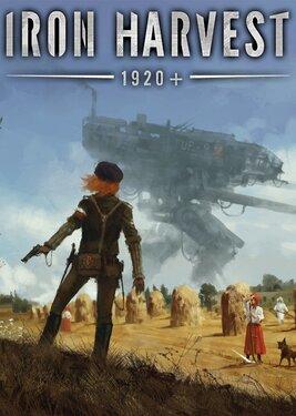 Iron Harvest постер (cover)