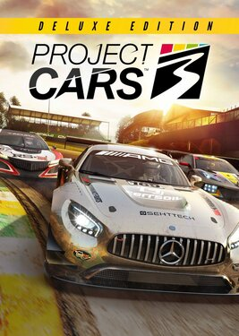 Project CARS 3 - Deluxe Edition постер (cover)