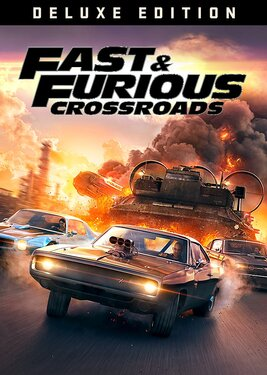 Fast & Furious Crossroads - Deluxe Edition постер (cover)