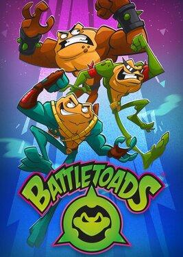 Battletoads постер (cover)