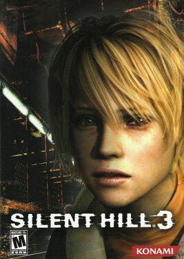 Silent Hill 3 постер (cover)