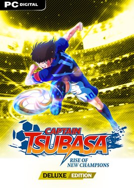 Captain Tsubasa: Rise of New Champions - Deluxe Edition постер (cover)
