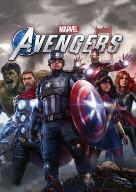 Marvel's Avengers постер (cover)