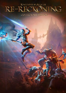Kingdoms of Amalur: Re-Reckoning - Collector's Edition постер (cover)