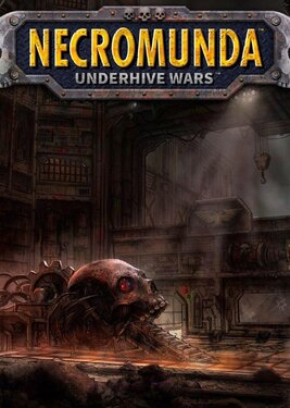 Necromunda: Underhive Wars постер (cover)