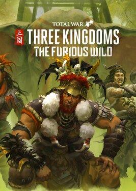 Total War: Three Kingdoms - The Furious Wild постер (cover)