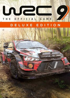 WRC 9: FIA World Rally Championship - Deluxe Edition постер (cover)