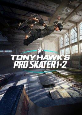Tony Hawk's Pro Skater 1 + 2 постер (cover)