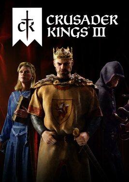 Crusader Kings III постер (cover)