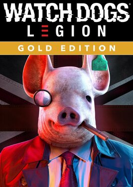 Watch Dogs: Legion - Gold Edition постер (cover)