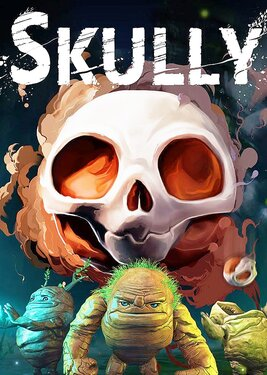 Skully постер (cover)