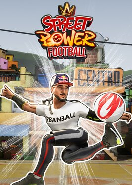 Street Power Football постер (cover)