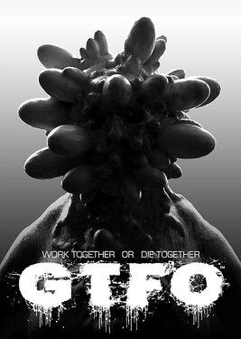 GTFO постер (cover)