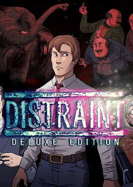 DISTRAINT: Deluxe Edition постер (cover)