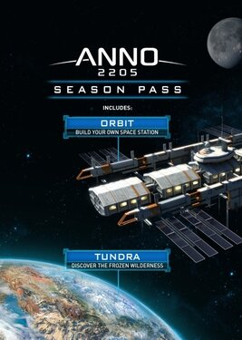 Anno 2205 - Season Pass постер (cover)