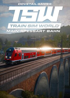 Train Sim World: Main Spessart Bahn: Aschaffenburg - Gemünden Route Add-On