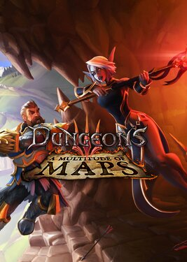 Dungeons III - A Multitude of Maps постер (cover)
