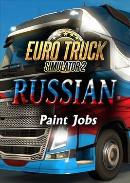 Euro Truck Simulator 2 - Russian Paint Jobs Pack