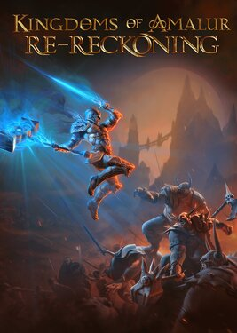 Kingdoms of Amalur: Re-Reckoning постер (cover)