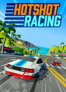 Hotshot Racing постер (cover)