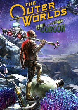 The Outer Worlds - Peril on Gorgon постер (cover)