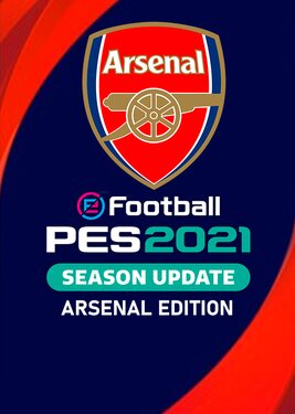 eFootball PES 2021: Season Update - Arsenal Edition постер (cover)
