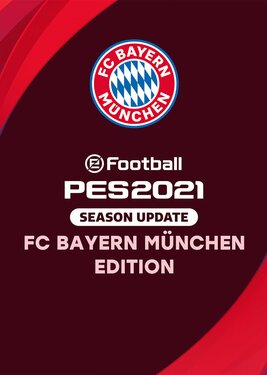 eFootball PES 2021: Season Update - FC Bayern München Edition постер (cover)
