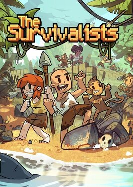 The Survivalists постер (cover)