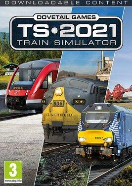 Train Simulator 2021 постер (cover)