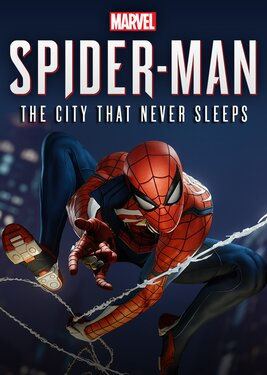 Marvel's Spider-Man: The City that Never Sleeps постер (cover)